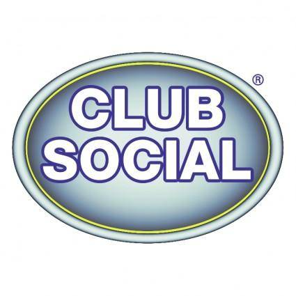 free vector Club social