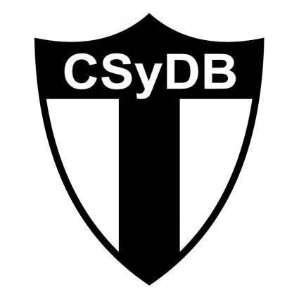 free vector Club social y deportivo boulevard de san nicolas