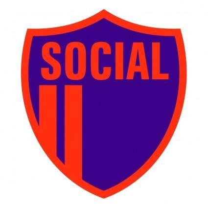 free vector Club social de dolores