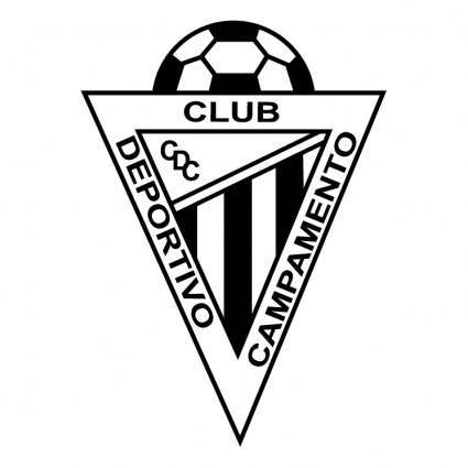 free vector Club deportivo campamento
