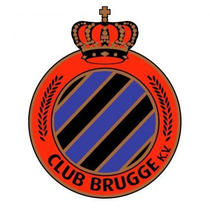 free vector Club brugge