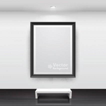 Gallery of publicity box 05 vector