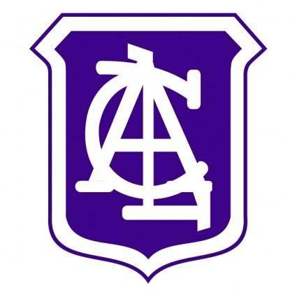 free vector Club atletico libertad de campo santo
