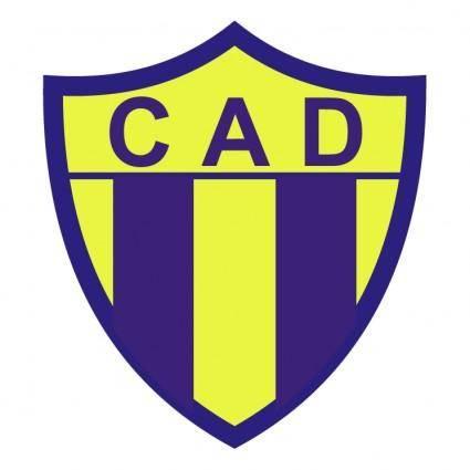 free vector Club atletico defensa de dolores