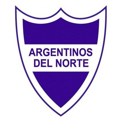 free vector Club atletico argentinos del norte de san miguel de tucuman