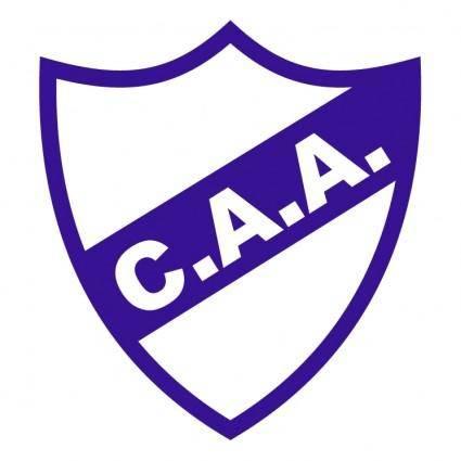 free vector Club atletico argentino de saladillo
