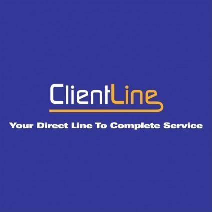 free vector Clientline