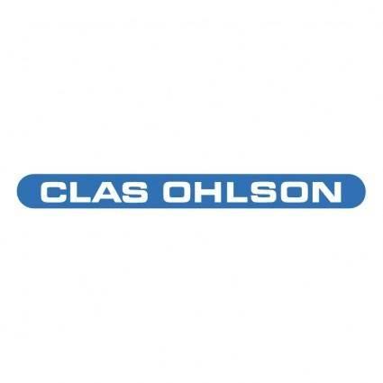 free vector Clas ohlson