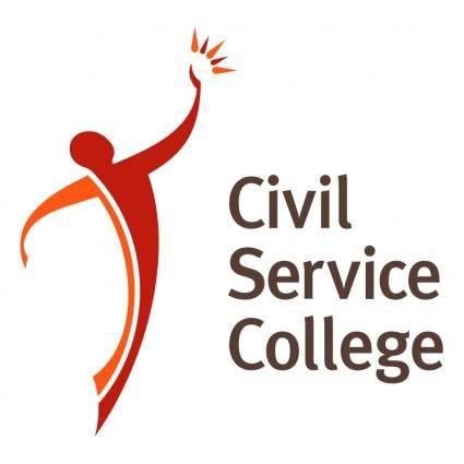 free vector Civil service college 0
