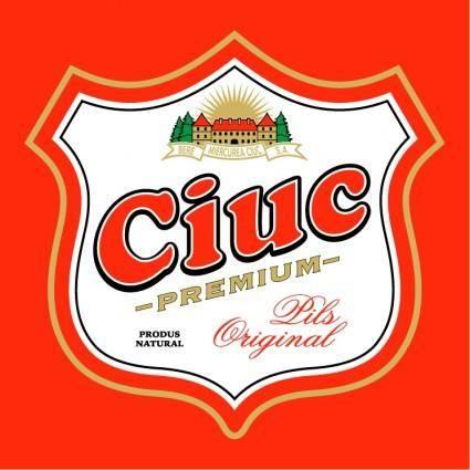 free vector Ciuc beer
