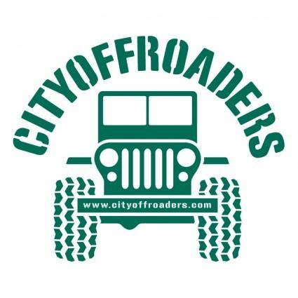 free vector Cityoffroaders