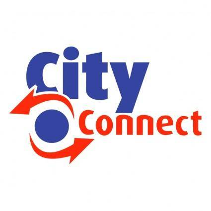 free vector Cityconnect