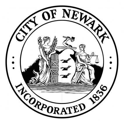 free vector City of newark