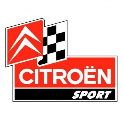 free vector Citroen sport 0
