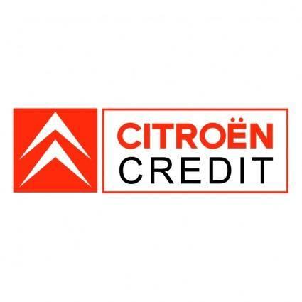 Citroen credit 0