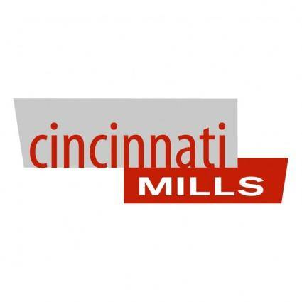 Cincinnati mills