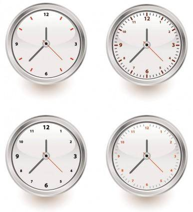 free vector Simple type of watch vector
