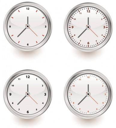free vector Simple type of watch vector