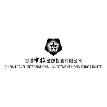 free vector China travel international investment hong kong