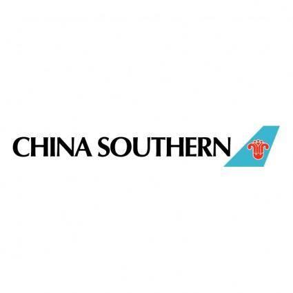 free vector China southern