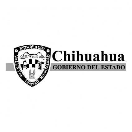 free vector Chihuahua gobierno del estado 0