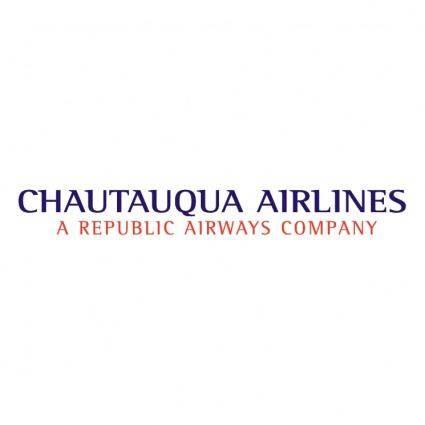 free vector Chautauqua airlines