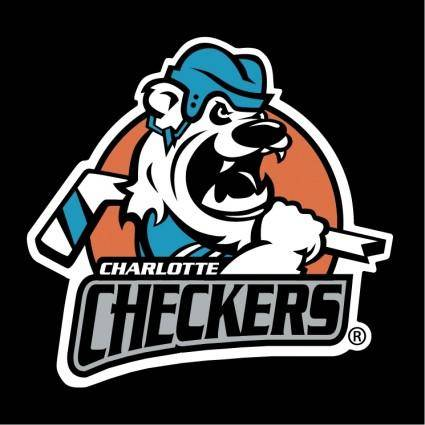 free vector Charlotte checkers 0