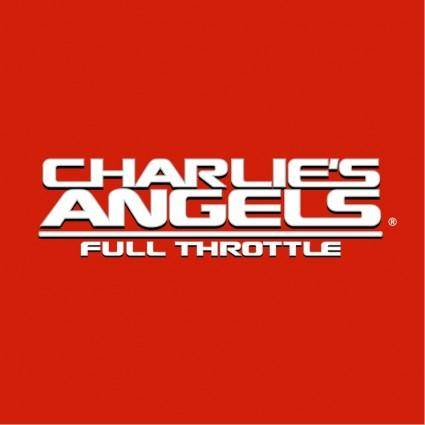 free vector Charlies angels 2