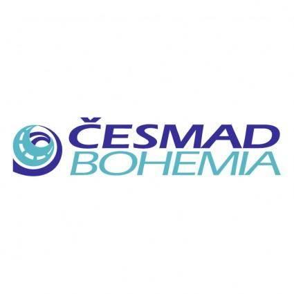 free vector Cesmad bohemia