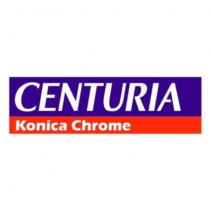 Centuria konica chrome