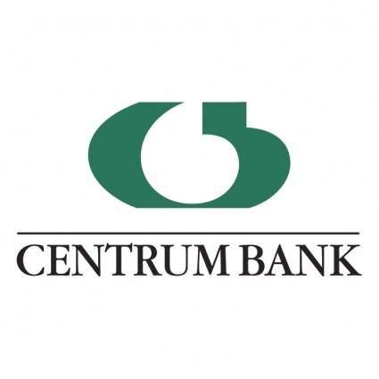 free vector Centrum bank