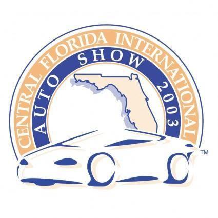 free vector Central florida international auto show