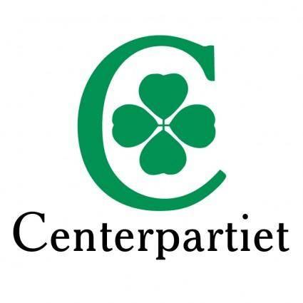 free vector Centerpartiet
