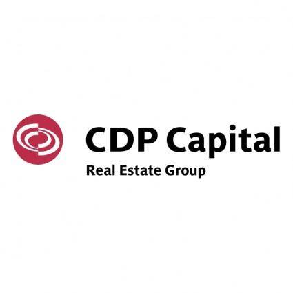 free vector Cdp capital real estate group