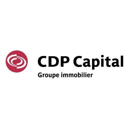 Cdp capital groupe immobilier