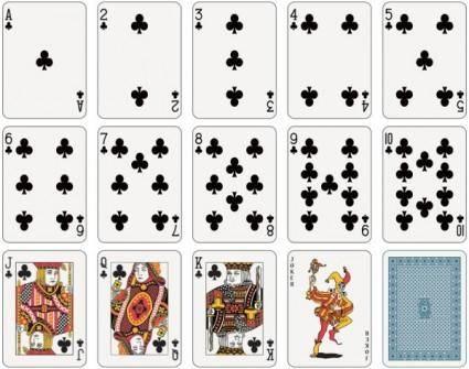 free vector Poker 01 vector
