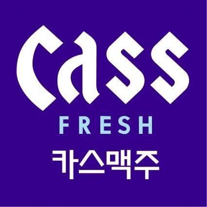 free vector Cass fresh