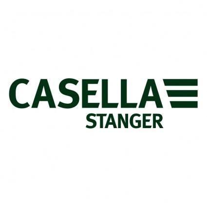 Casella stanger