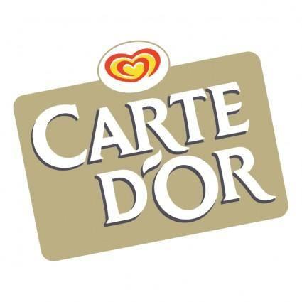 free vector Carte dor 0