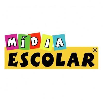 free vector Cartaxi midia escolar
