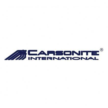 free vector Carsonite international