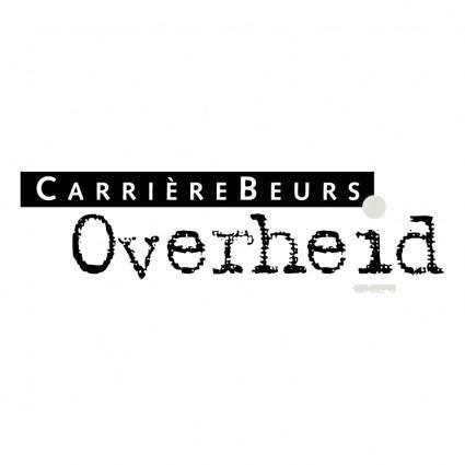 Carrierebeurs overheid