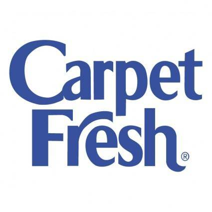 Carpet fresh