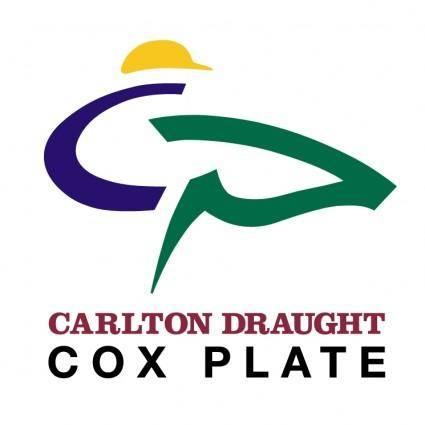 Carlton draught cox plate