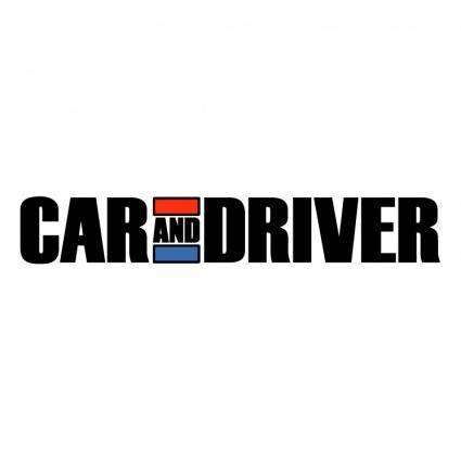 free vector Car and driver 0