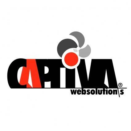 free vector Captiva web solutions