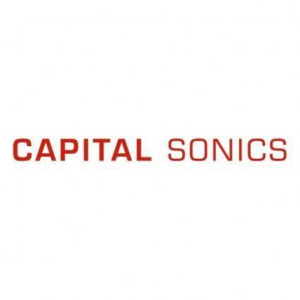 Capital sonics