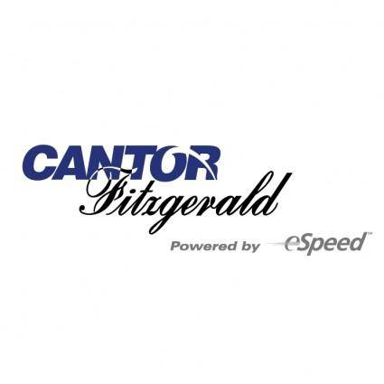 free vector Cantor fitzgerald