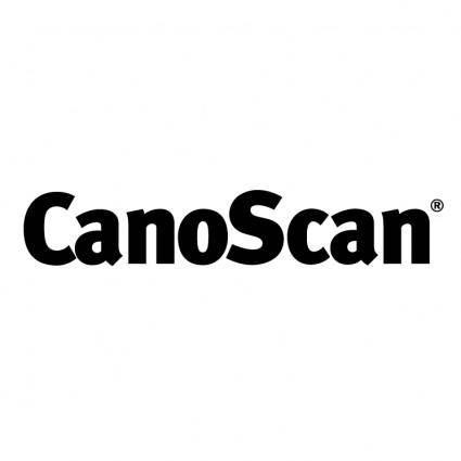 free vector Canoscan