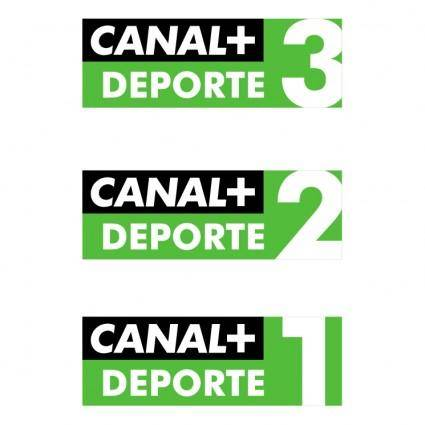 free vector Canal deporte